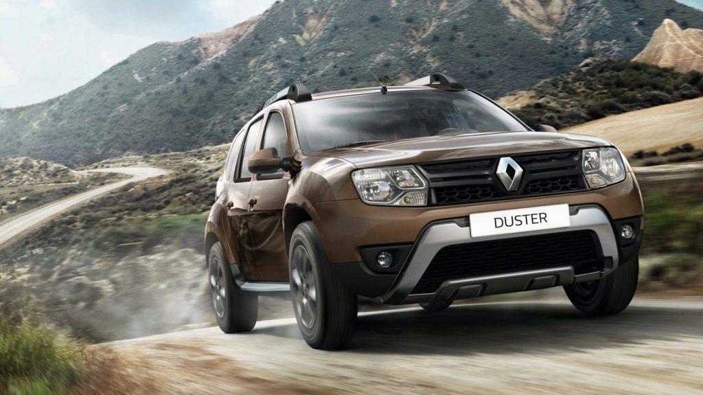 Carros para estrada de Terra - Renault Duster