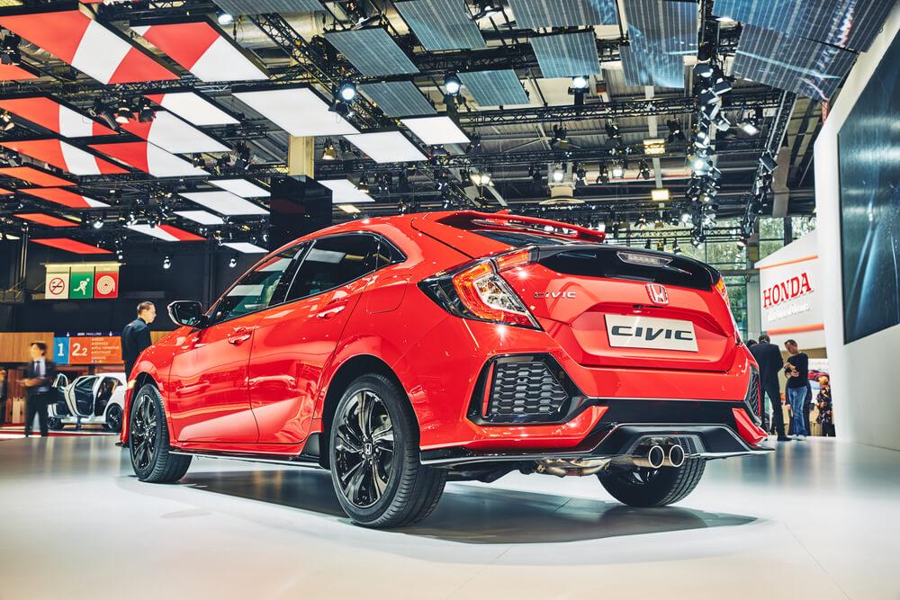 cores de carros preferidas - cor vermelha