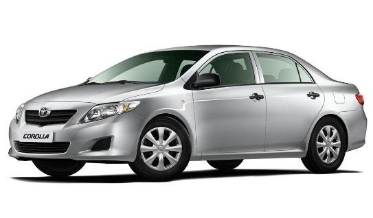 Diferença entre hatch e sedan - Exemplo de Sedan Médio