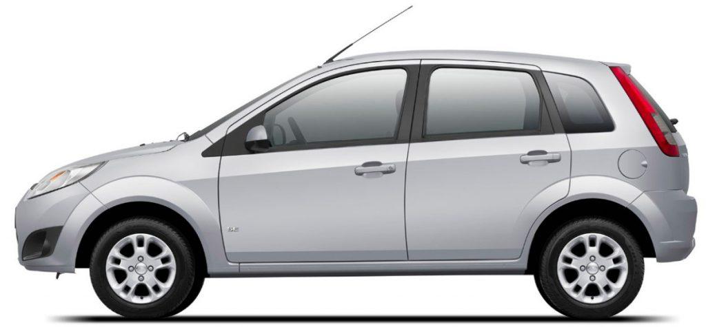 Diferença entre hatch e sedan - Exemplo de Carro Hatch