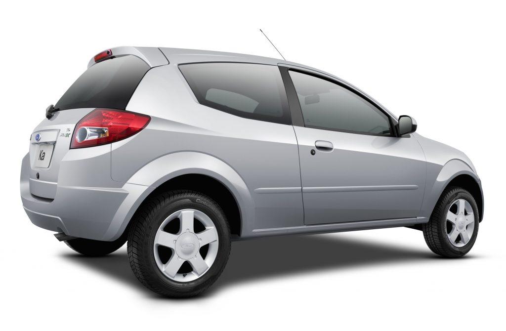 Diferença entre hatch e sedan - Exemplo de carro Catch Compacto