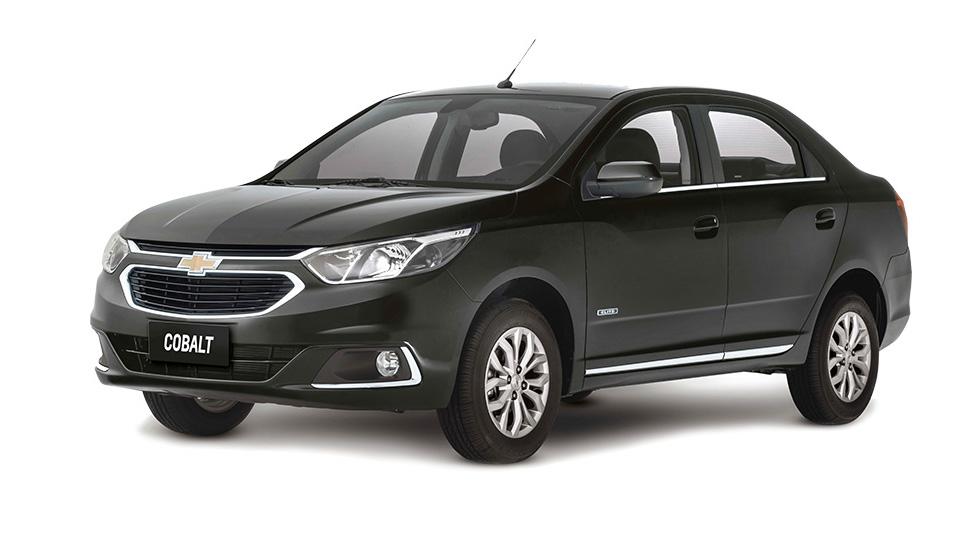 Chevrolet Cobalt Carros para familia