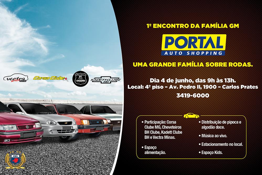 Encontro Familia GM - Portal Auto Shopping