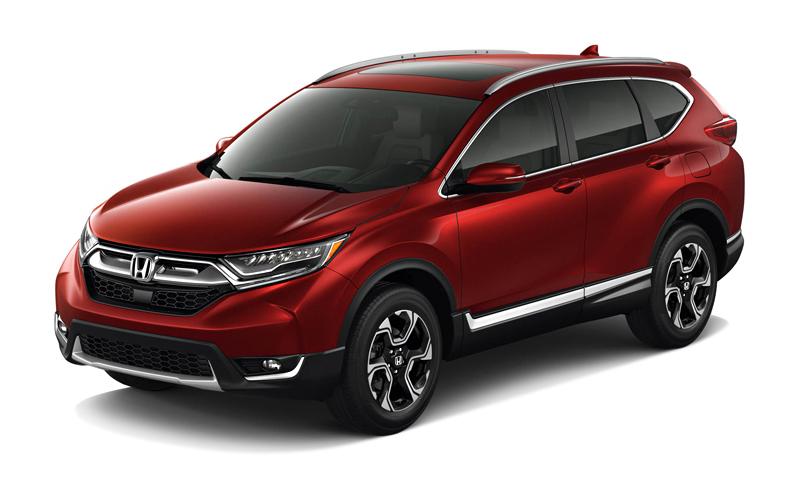 melhores SUV - Honda CV-R
