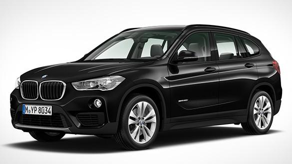 Melhores SUV - BMW-X1
