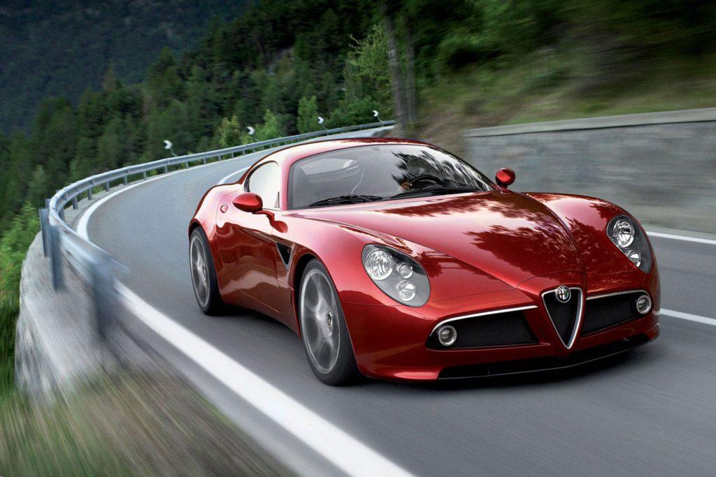 alfa romeu carros mais bonitos do mundo