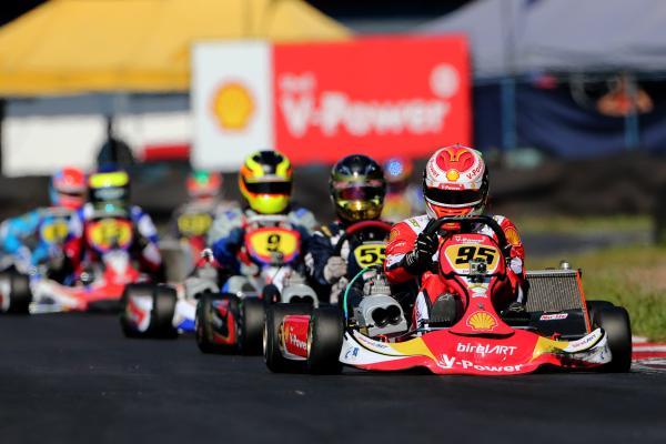 automobilismo brasileiro - principais competições campeonato brasileiro de karts