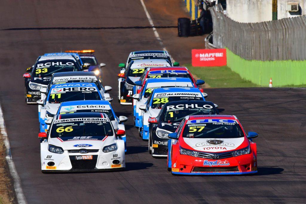 automobilismo brasileiro - principais competições - campeonato brasileiro de marcas