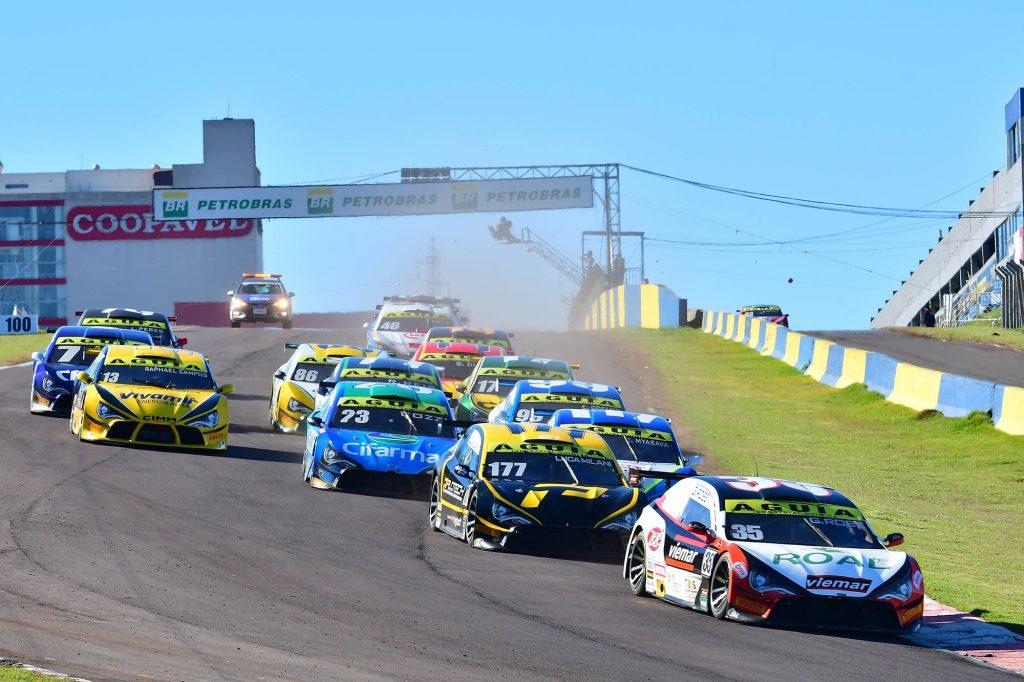 automobilismo brasileiro - principais competições - campeonato brasileiro de turismo