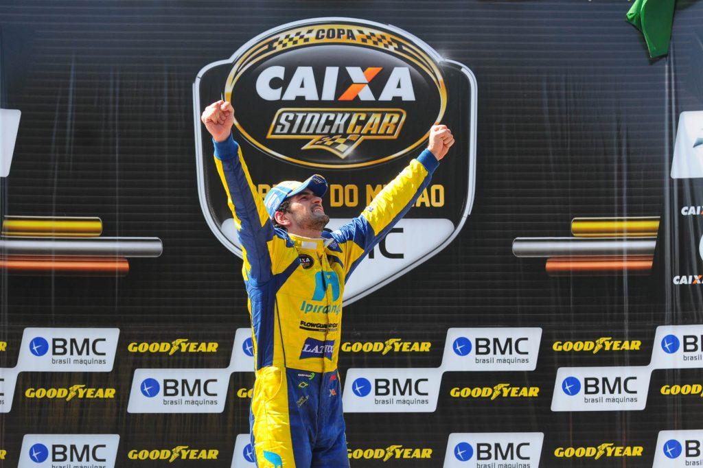 automobilismo brasileiro - principais competições - corrida do milão - stock car