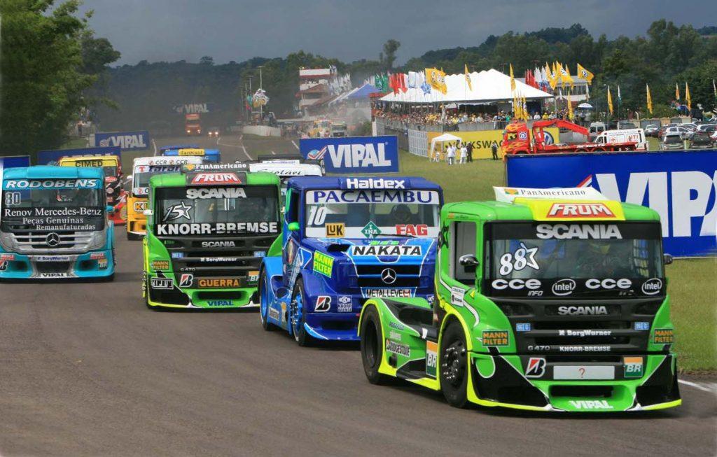 automobilismo brasileiro - principais competições