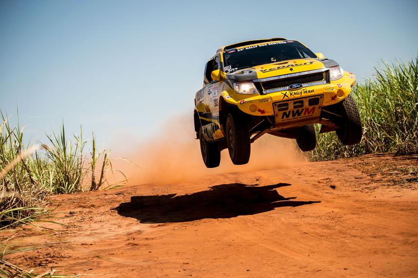 automobilismo brasileiro - principais competições - rally dos sertões