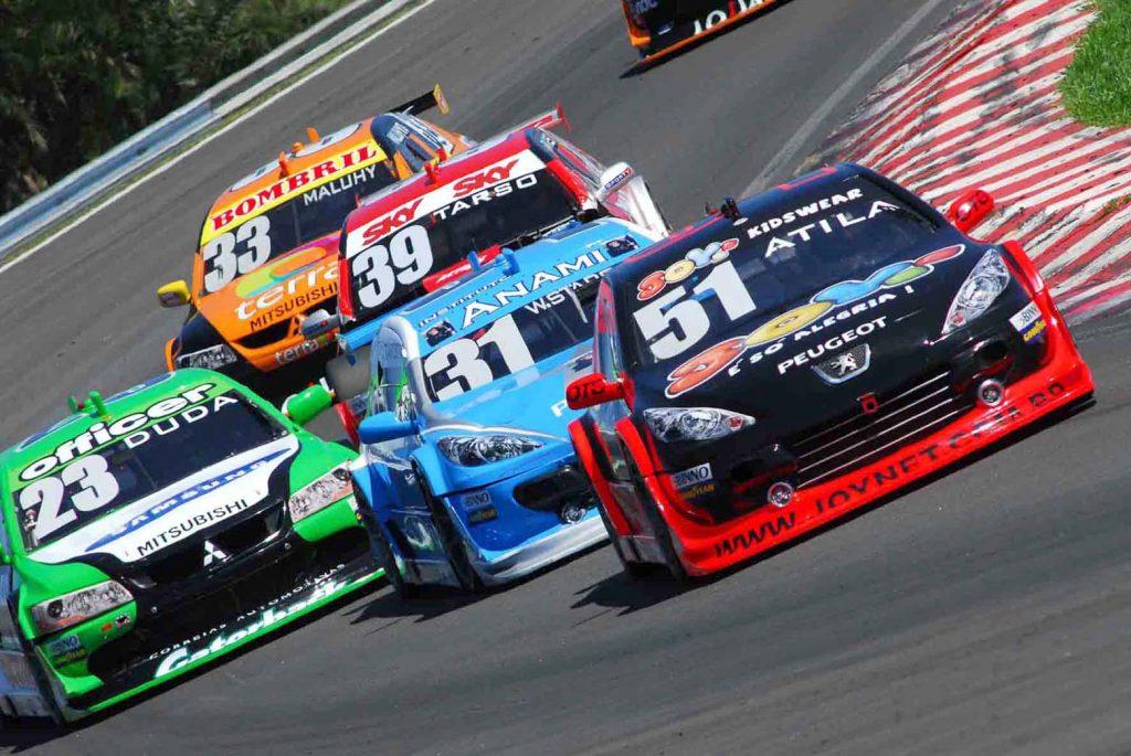 stock car - automobilismo brasileiro - principais competições