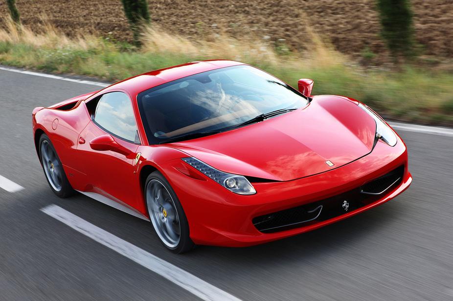 ferrari 458 carros mais bonitos do mundo