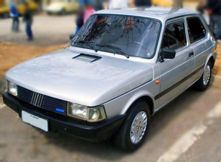 Fiat 147 - Spazio