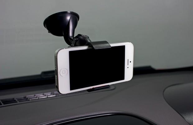 acessórios automotivos - suporte para celular