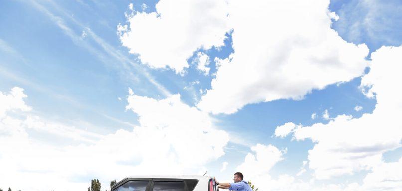 hora de trocar de carro