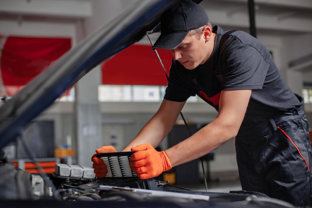 Você sabe a importância do filtro de ar do carro? Descubra agora!